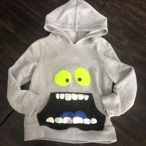 Boys Monster Sweatshirt